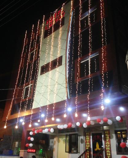 hotel shivay palace, Basti