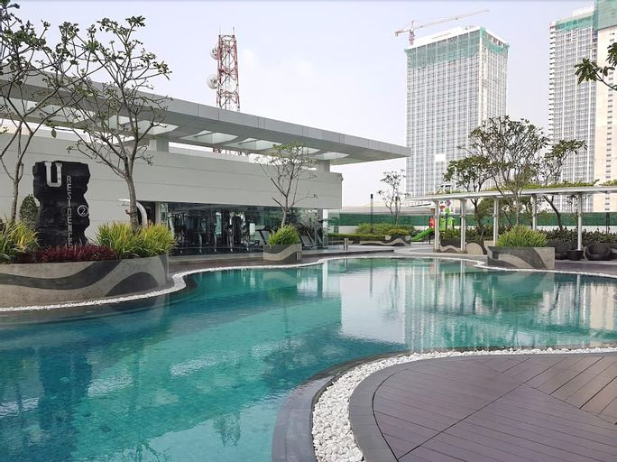 Exclusive stay in U residence 2, Tangerang