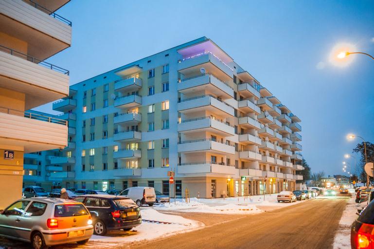 VISENTO Apartments Zachodnia 2G, Białystok City