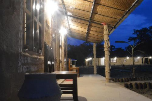 Tharu Community Lodge, Lumbini