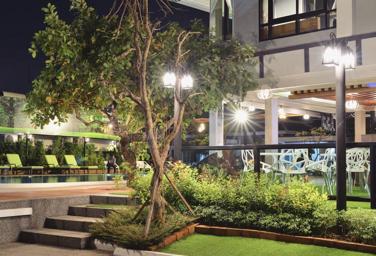 The Tamnan Pattaya Hotel&Resort, Pattaya