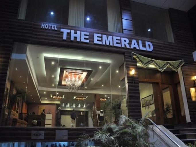 Hotel The Emerald, Bilaspur