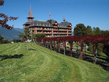 Jugendstil-Hotel Paxmontana, Obwalden