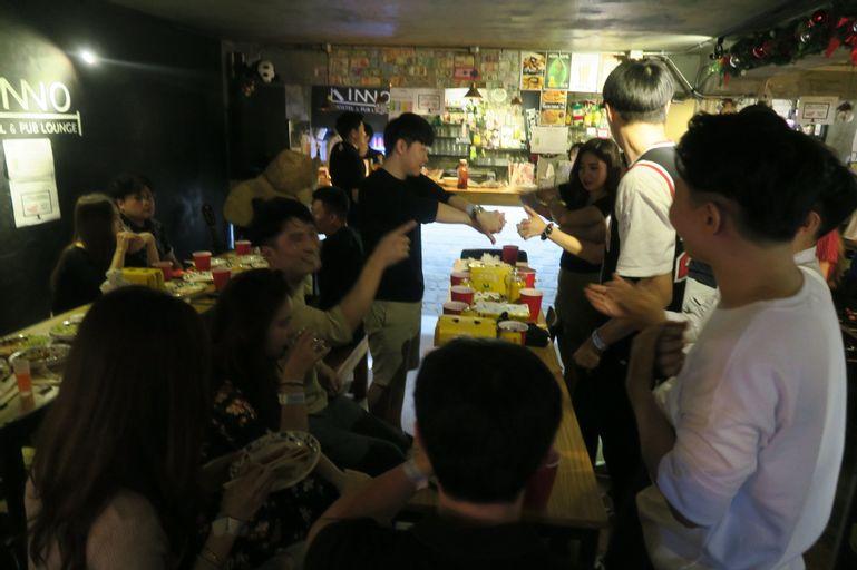 Inno Guesthouse & Bar Hongdae - Hostel, Seodaemun