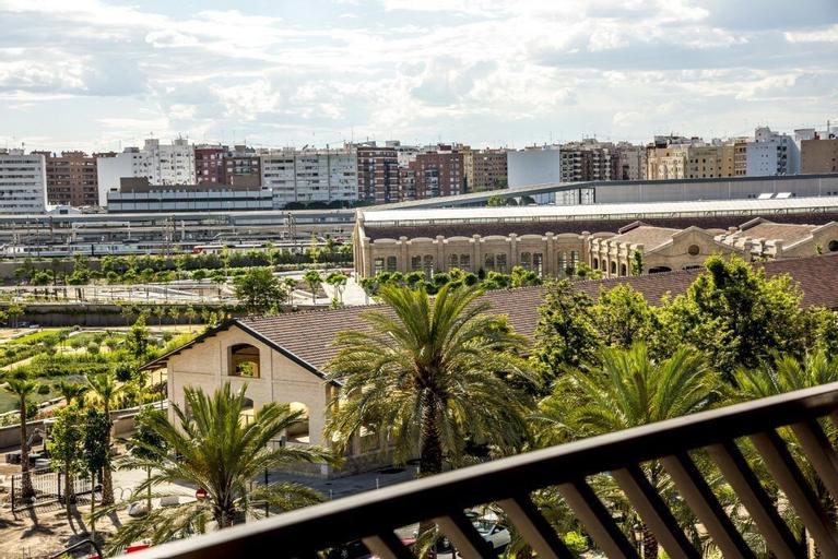 Parque Central Ruzafa, Valencia