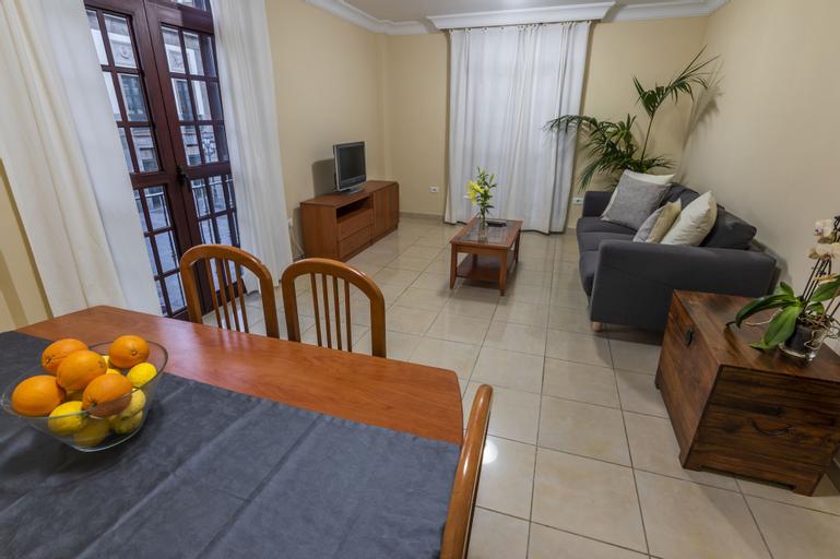 Apartment in the Heart of the City, Santa Cruz de Tenerife