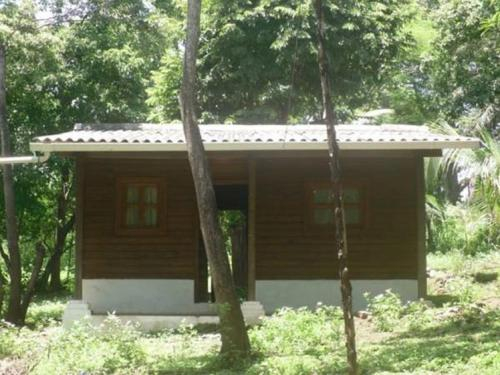 Boom Cabin, El Viejo