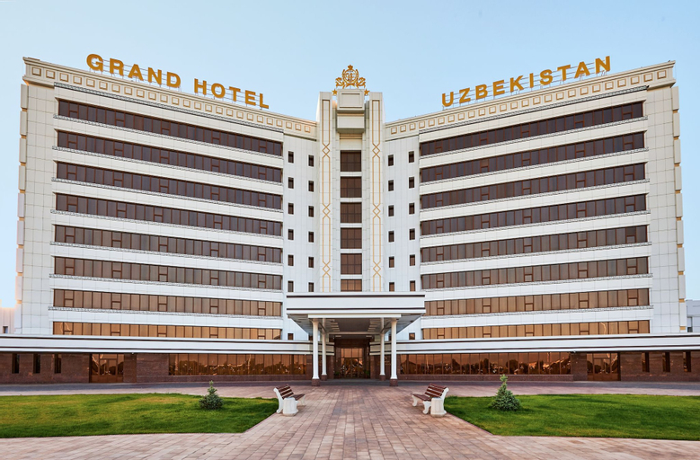 Grand Hotel Uzbekistan, Jizzax