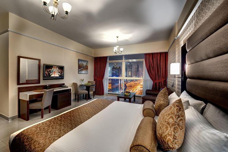 Emirates Grand Hotel Apartments,