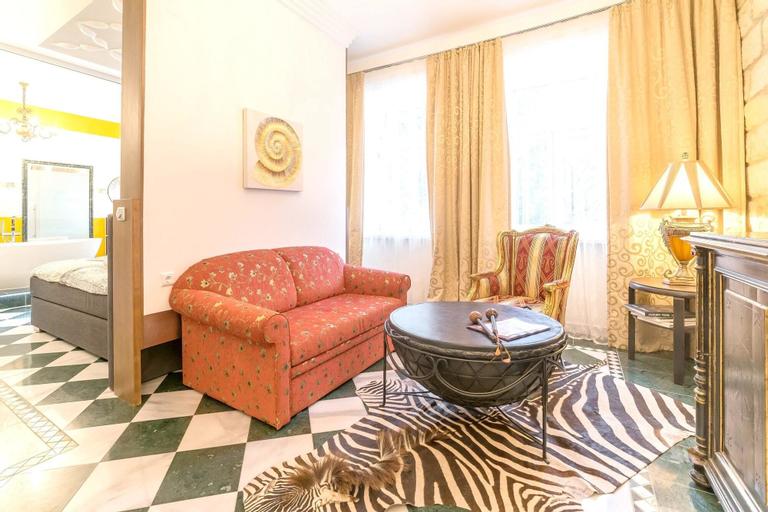 Apartment With one Bedroom in Bad Schandau, With Terrace and Wifi, Sächsische Schweiz-Osterzgebirge
