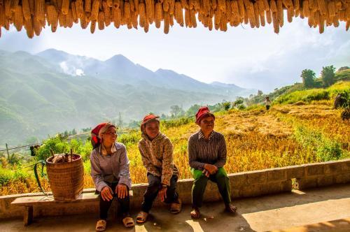 The Little Hmong House, Sa Pa
