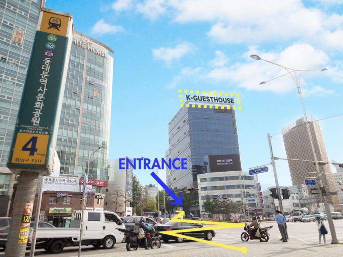 K-GUESTHOUSE Dongdaemun Premium, Jung