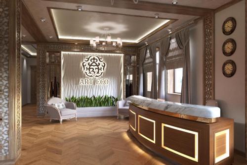 ART ECO HOTEL, Tashkent City