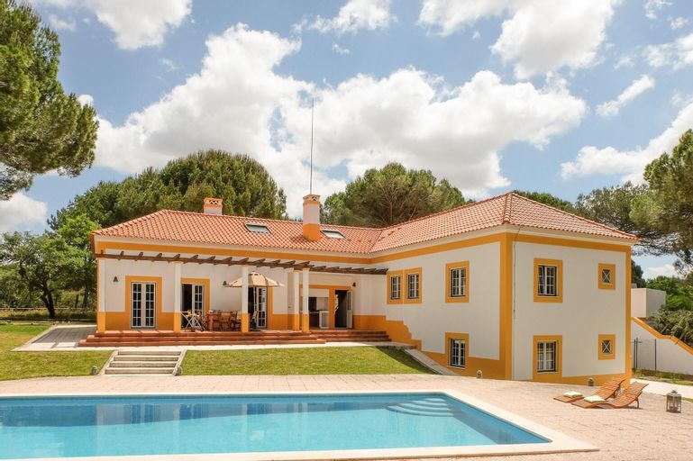 Villa With 4 Bedrooms in Comporta, With Private Pool, Enclosed Garden, Alcácer do Sal
