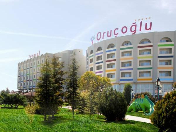 Orucoglu Thermal Resort, Merkez