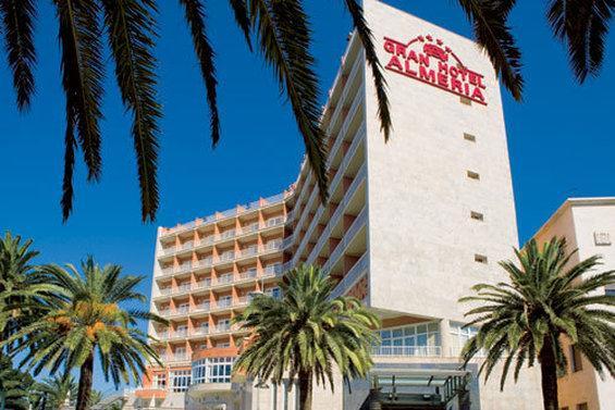 Gran Hotel Almeria, Almería