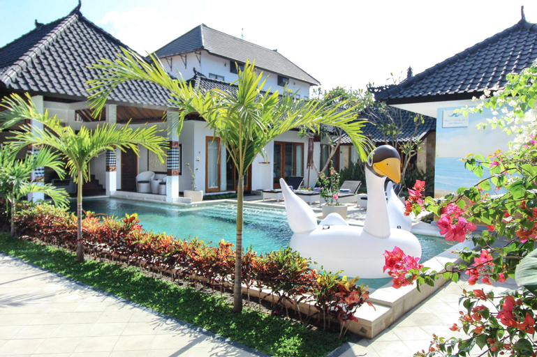 Villa Casablanca Surf Keramas (Pet-friendly), Gianyar