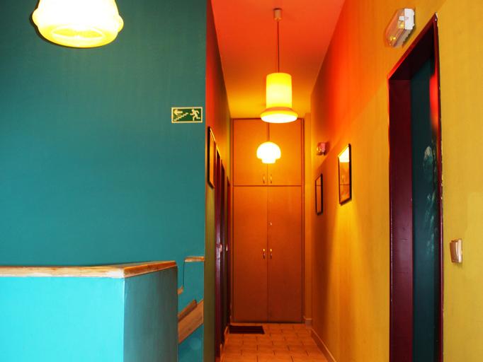 Hostel Marabou Prague, Praha 8