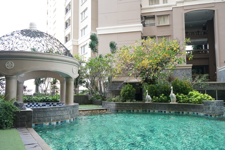 Ancol Marina 1BR Twin Bed Tower A, North Jakarta