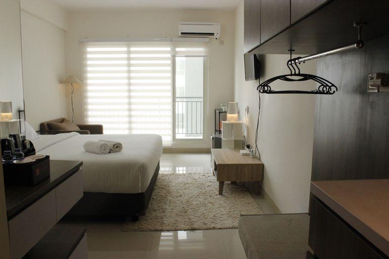 Modern Studio Apartment at Galeri Ciumbuleuit 3 By Travelio, Bandung