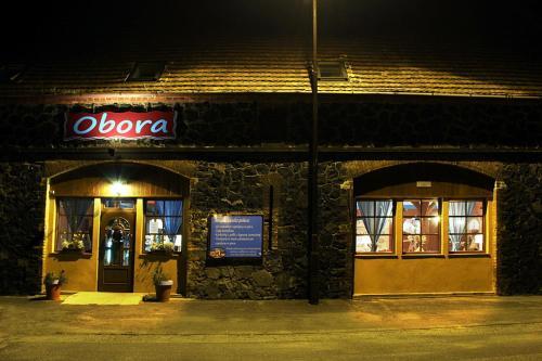 Restauracja Obora, Lwówek Śląski