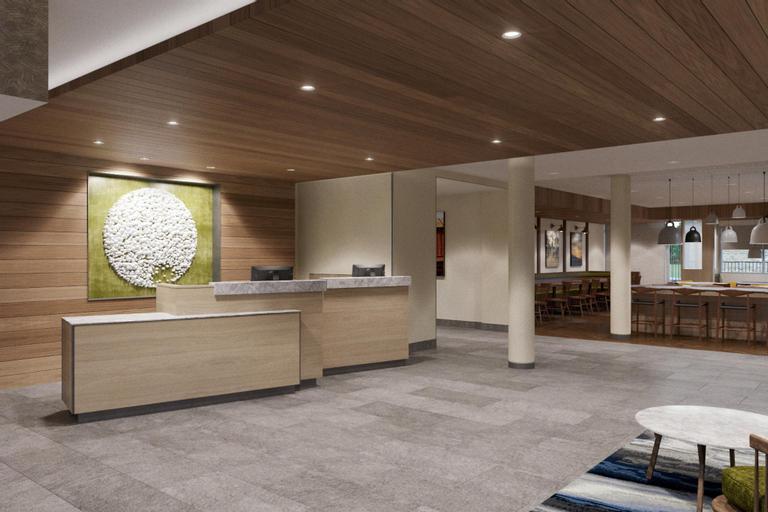 Fairfield Inn & Suites by Marriott Nashville Airport, Davidson