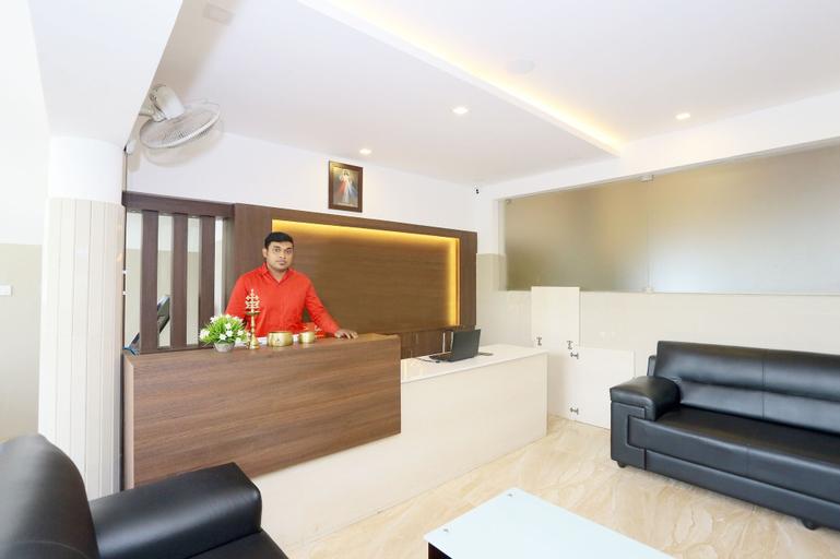 OYO 38408 Sun Star Premium Residency, Kottayam