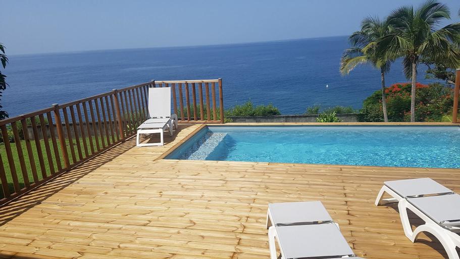 Villa With 4 Bedrooms in Bouillante, With Wonderful sea View, Private, Bouillante