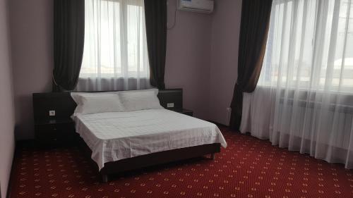 Oasis hotel Bautino, Tupkaraganskiy