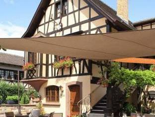 Hotel - Restaurant Le Cerf & Spa, Bas-Rhin