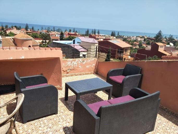 Villa vue sur mer, Casablanca