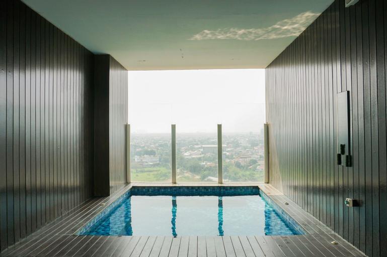 Luxury and Deluxe 2BR @ Satu8 Apartment, Jakarta Barat