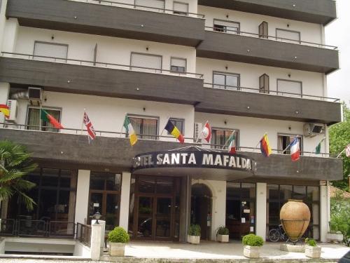 Santa Mafalda, Ourém