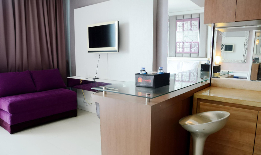Affordable Studio Ancol Mansion Apartment, North Jakarta