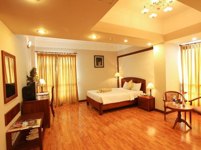 Hotel 165 Nam Ky Khoi Nghia, Quận 3