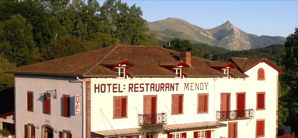 Hotel Mendy, Pyrénées-Atlantiques