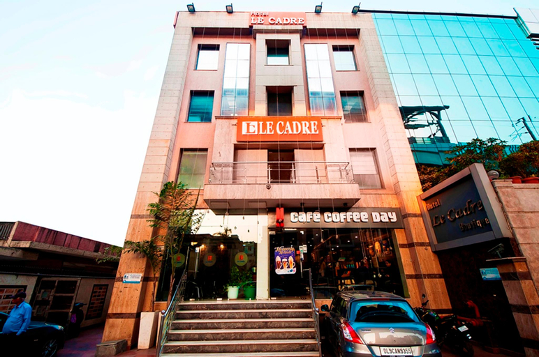 Hotel Le Cadre, West