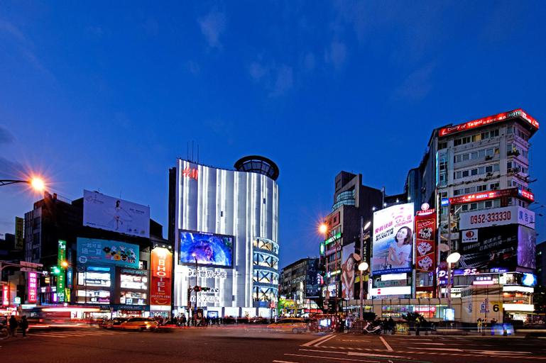 Tomorrow Hotel, Taipei City