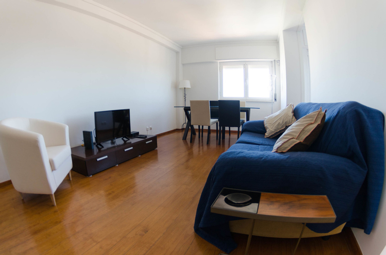 Bright Tagus View Apartment, Lisboa