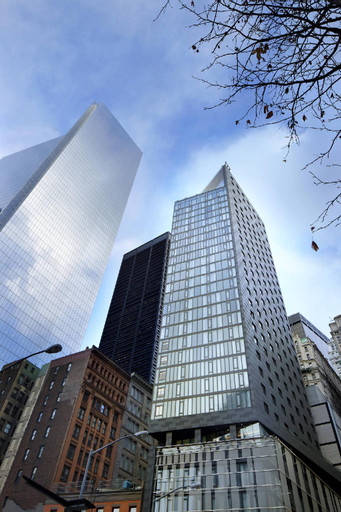 Courtyard New York Downtown Manhattan/World Trade Center, New York