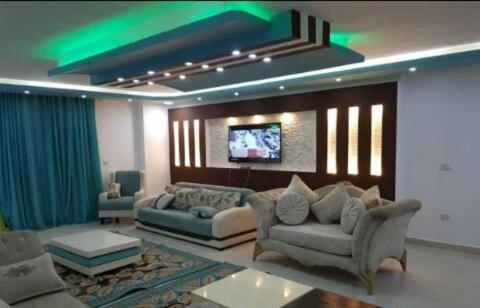 Gulf Apartments in Mohandesin, Ad-Duqi