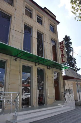 Qaqalar Hotel, Şəmkir