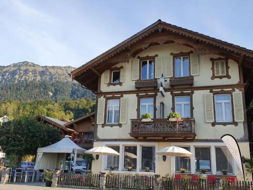 Hotel Rosengartli, Interlaken