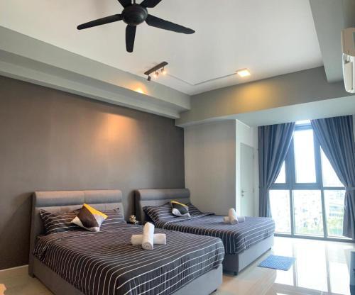 Vivo suite @ KLCity, Kuala Lumpur