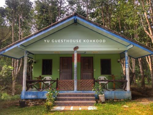 Yu Guesthouse Koh kood, K. Ko Kut