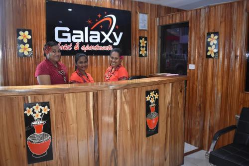 Galaxy Hotel & Apartments, Macuata