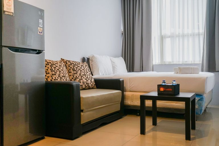 Spacious Studio Apartment at Pasar Baru Mansion, Central Jakarta