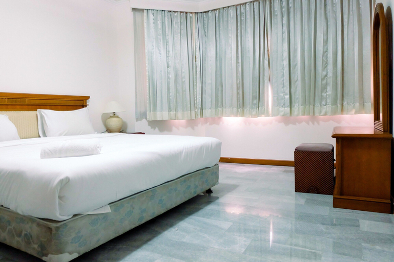 Spacious 3BR Senopati Apartment near SCBD, South Jakarta