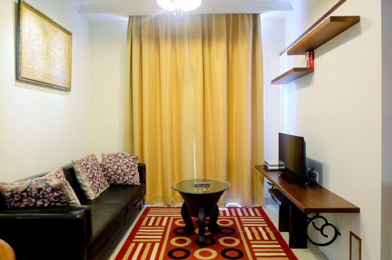 Modern 2BR Ancol Mansion Apartment, North Jakarta