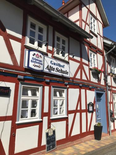 Alte Schule Niederdunzebach, Werra-Meißner-Kreis
